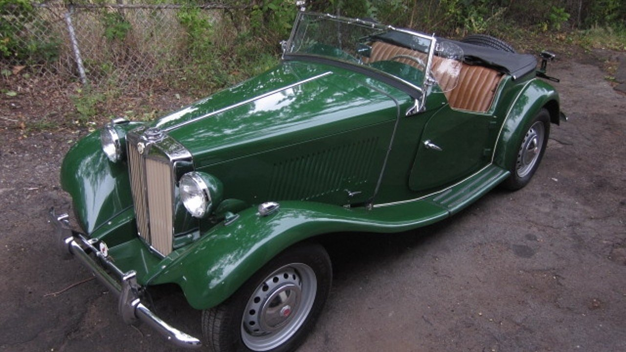 1953 mg mg td for sale near stratford connecticut 06615 classics on autotrader. Black Bedroom Furniture Sets. Home Design Ideas