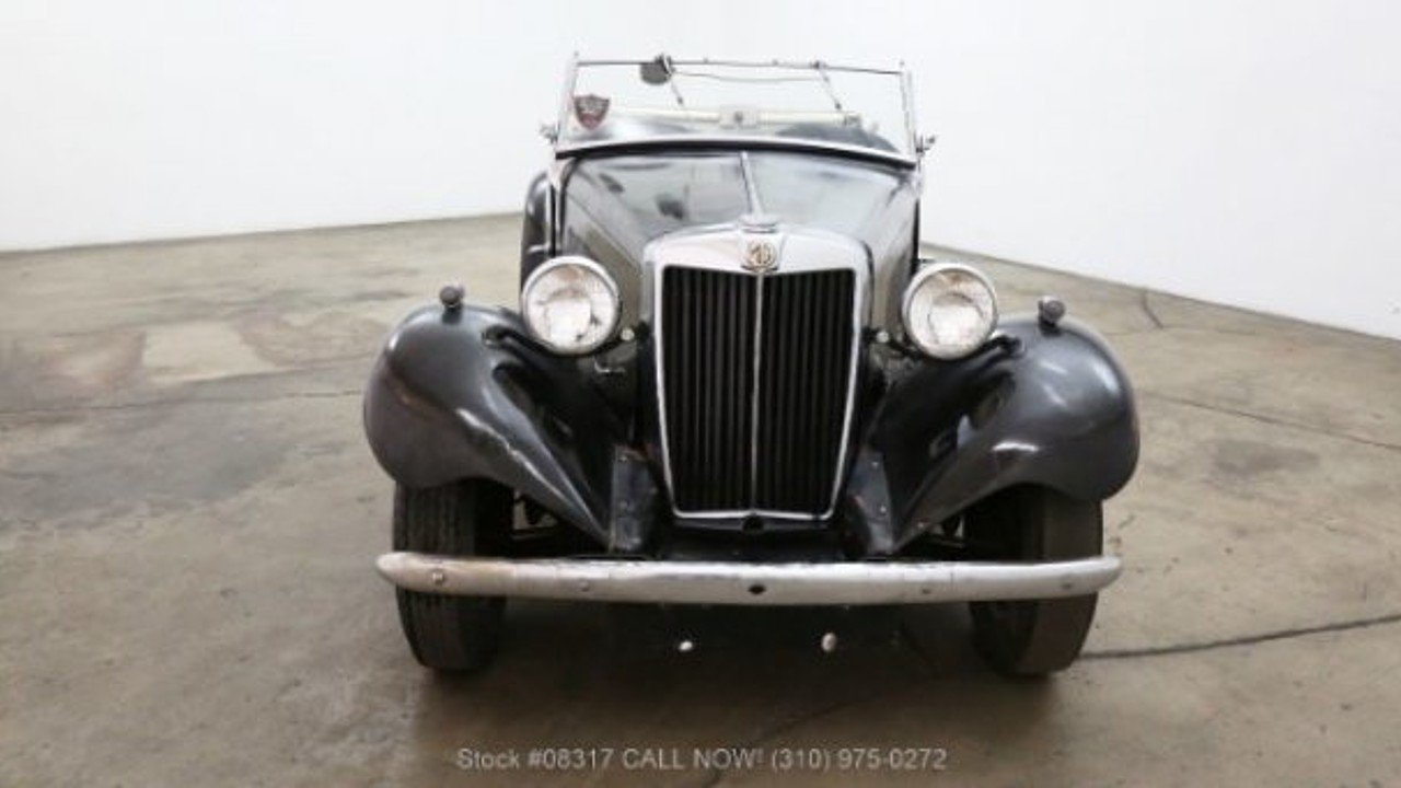 1953 MG MG-TD for sale near Los Angeles, California 90063 - Classics ...