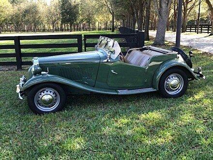 1953 MG MG-TD for sale 100961295