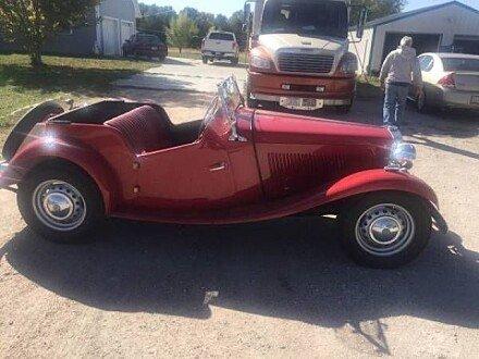 1953 MG MG-TD for sale 100824047