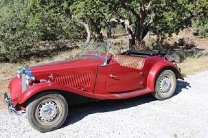 1953 MG MG-TD for sale 100852879