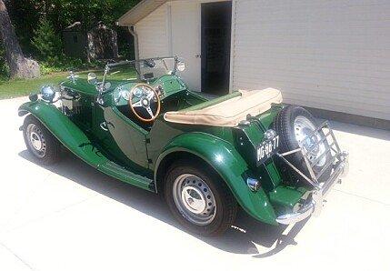 1953 MG MG-TD for sale 100893371