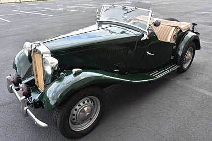 1953 MG MG-TD for sale 100911997