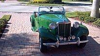 1953 MG MG-TD for sale 100952228