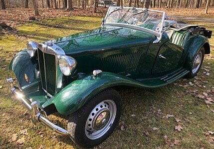 1953 MG MG-TD for sale 100962601