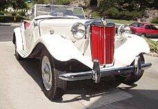 1953 MG MG-TD for sale 101036207