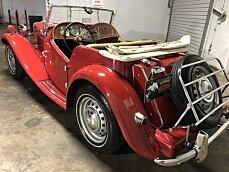 1953 MG MG-TD for sale 101050922