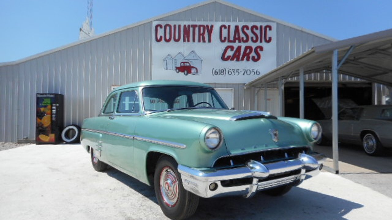1953 Mercury Custom for sale 100748899