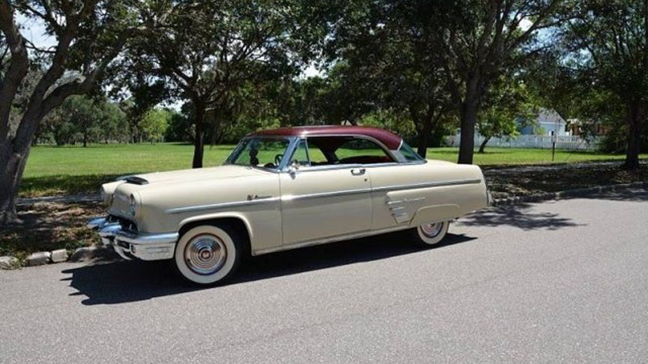 1953 Mercury Monterey for sale near Clearwater, Florida 33755 ...