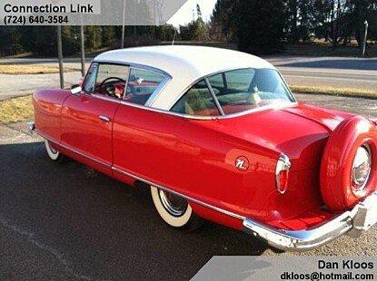 1953 Nash Rambler for sale 100751953