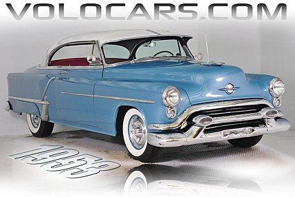 1953 Oldsmobile 88 for sale 100727337