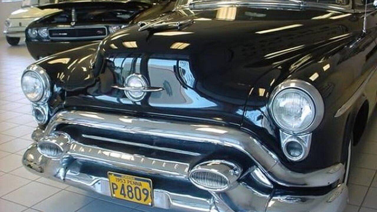 1953 Oldsmobile 88 for sale near Cadillac, Michigan 49601 - Classics ...