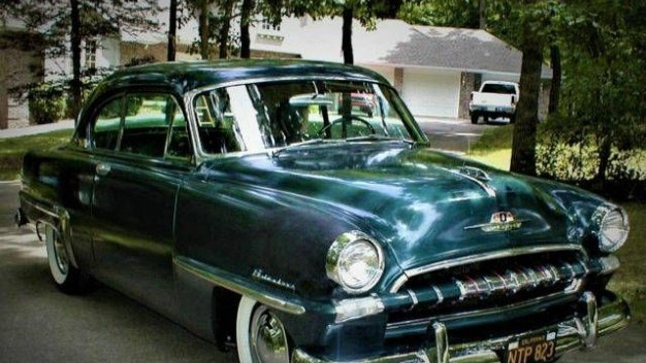 1953 Plymouth Belvedere for sale near Cadillac, Michigan 49601 ...