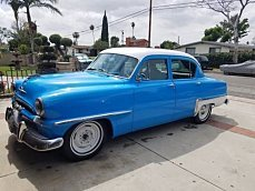 1953 Plymouth Cranbrook for sale 100805141
