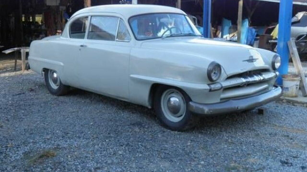 1953 Plymouth Cranbrook for sale near Cadillac, Michigan 49601 ...