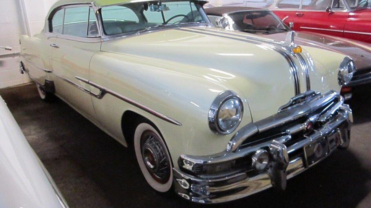 1953 Pontiac Catalina for sale near Troy, Michigan 48083 - Classics ...