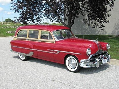 1953 Pontiac Chieftain for sale 100781049
