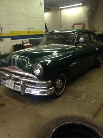 1953 Pontiac Chieftain for sale 100824227