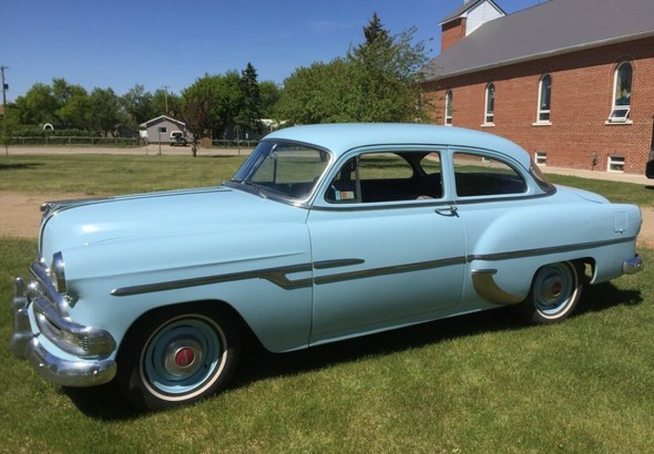 1953 Pontiac Chieftain For Sale Near Las Vegas Nevada
