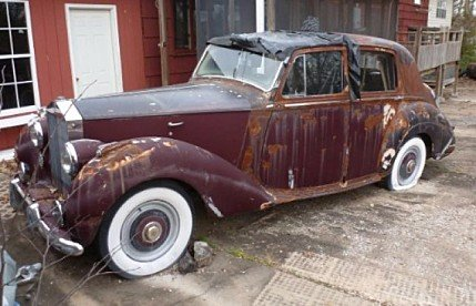 1953 Rolls-Royce Silver Dawn for sale 100841540