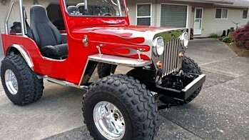 1953 Willys CJ-3B for sale 100836156