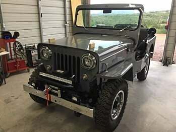 1953 Willys CJ-3B for sale 101040131