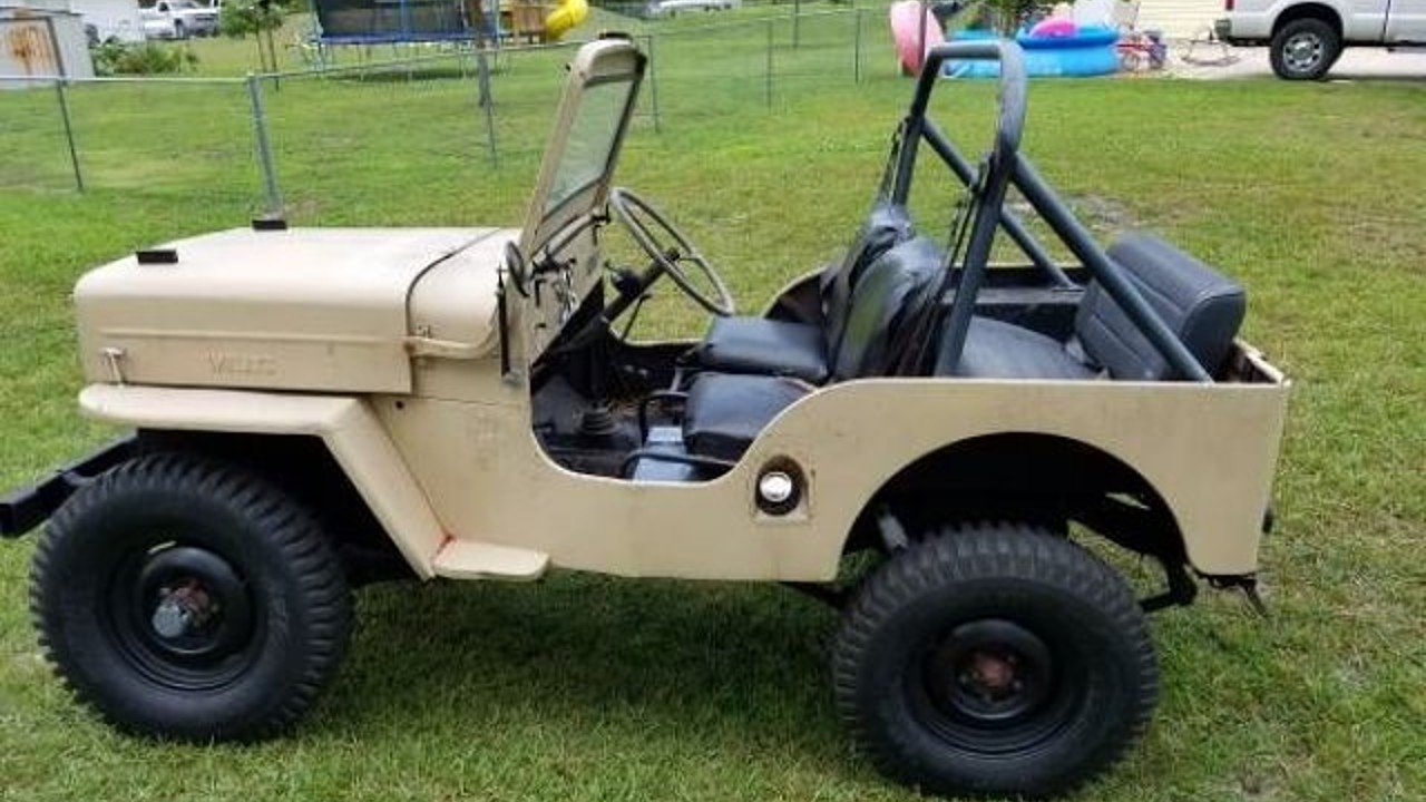 1953 Willys Other Willys Models for sale 100893859