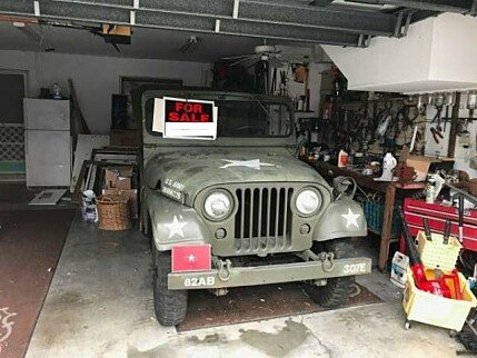1953 Willys Other Willys Models for sale 100891086
