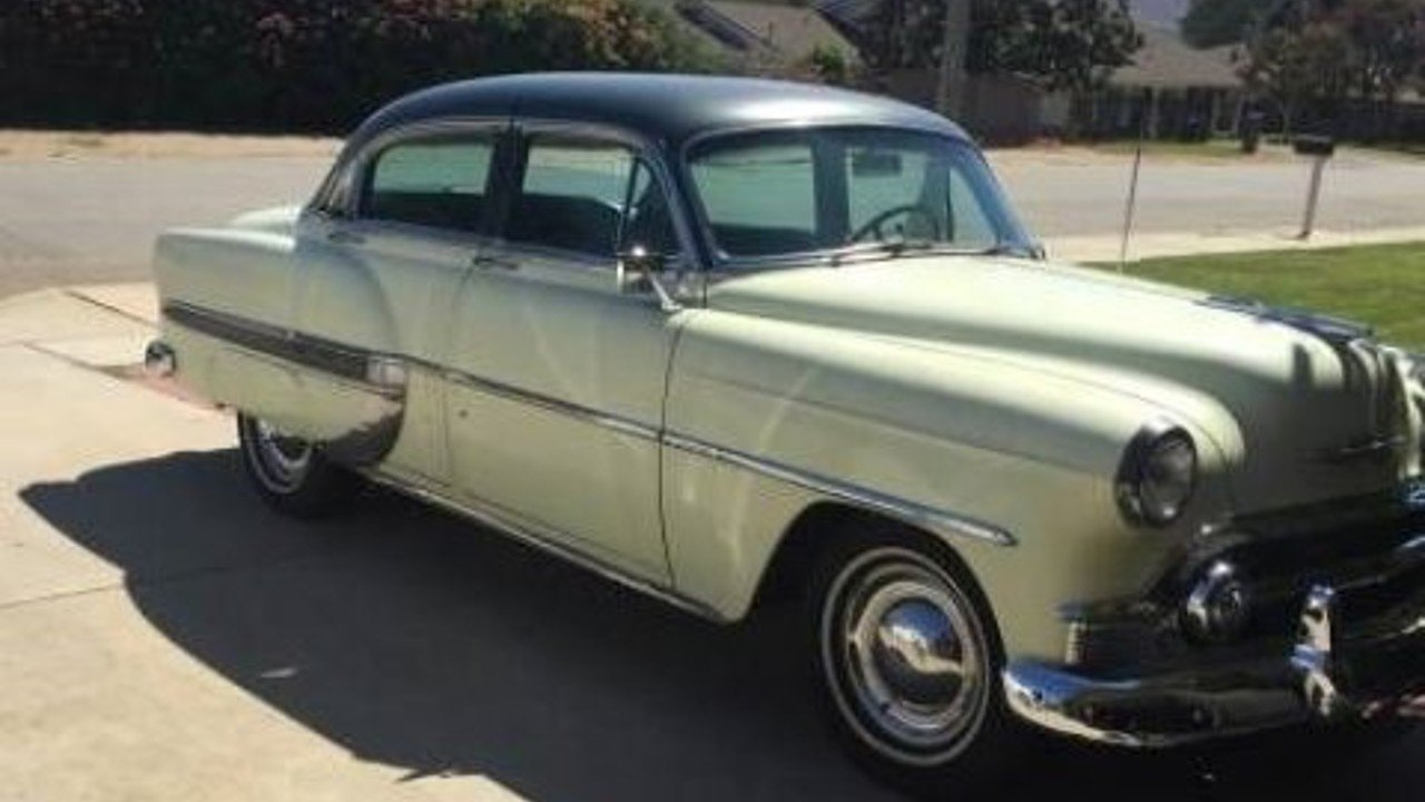 1953 chevrolet Bel Air for sale 100824013