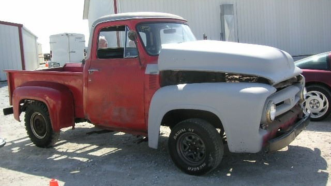 1953 ford F100 for sale 100879659