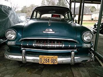 1953 plymouth Cranbrook for sale 100823780