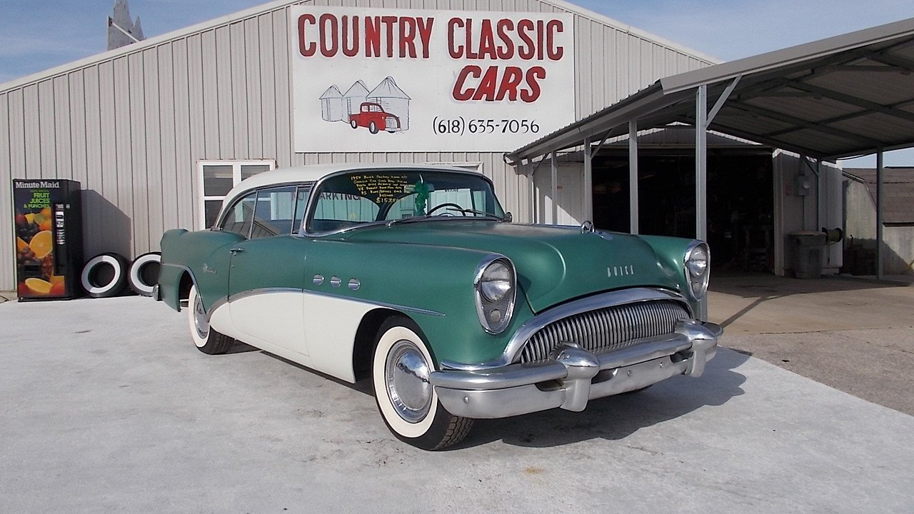 1954 Buick Century for sale near Staunton, Illinois 62088 - Classics ...