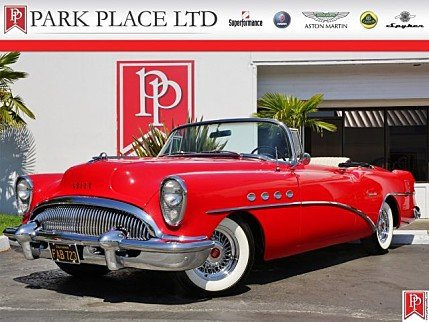1954 Buick Roadmaster for sale 100748199