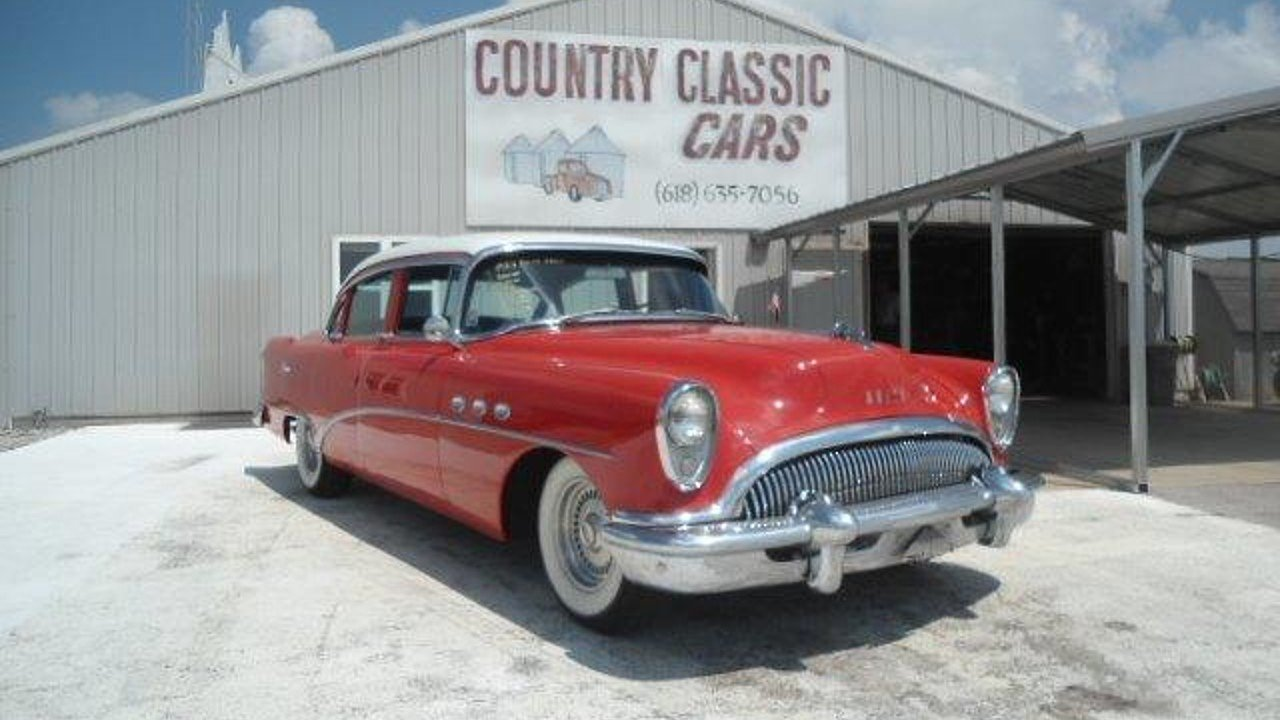 1954 Buick Special for sale 100748558