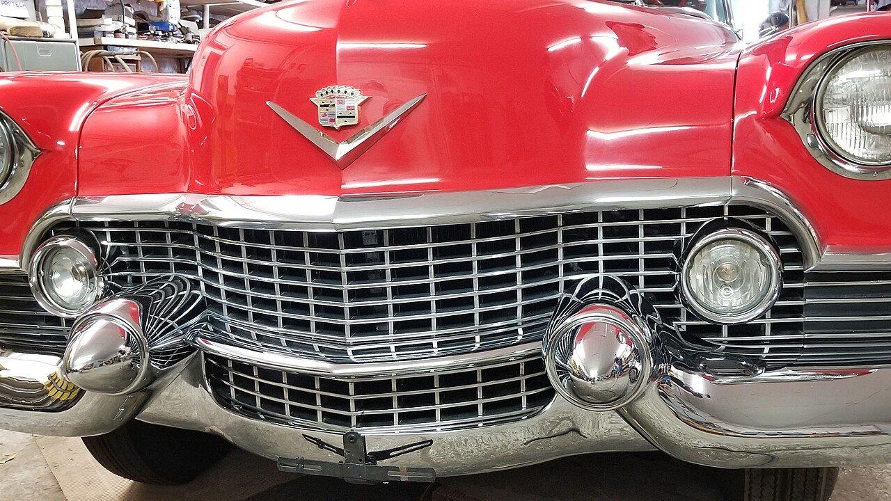 1954 Cadillac Eldorado Convertible For Sale Near Salem Missouri El Dorado 100977417