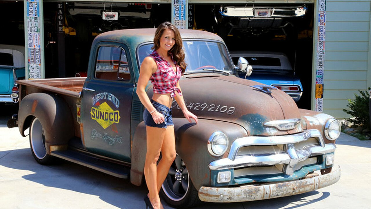 1954 Chevrolet 3100 for sale 100788110