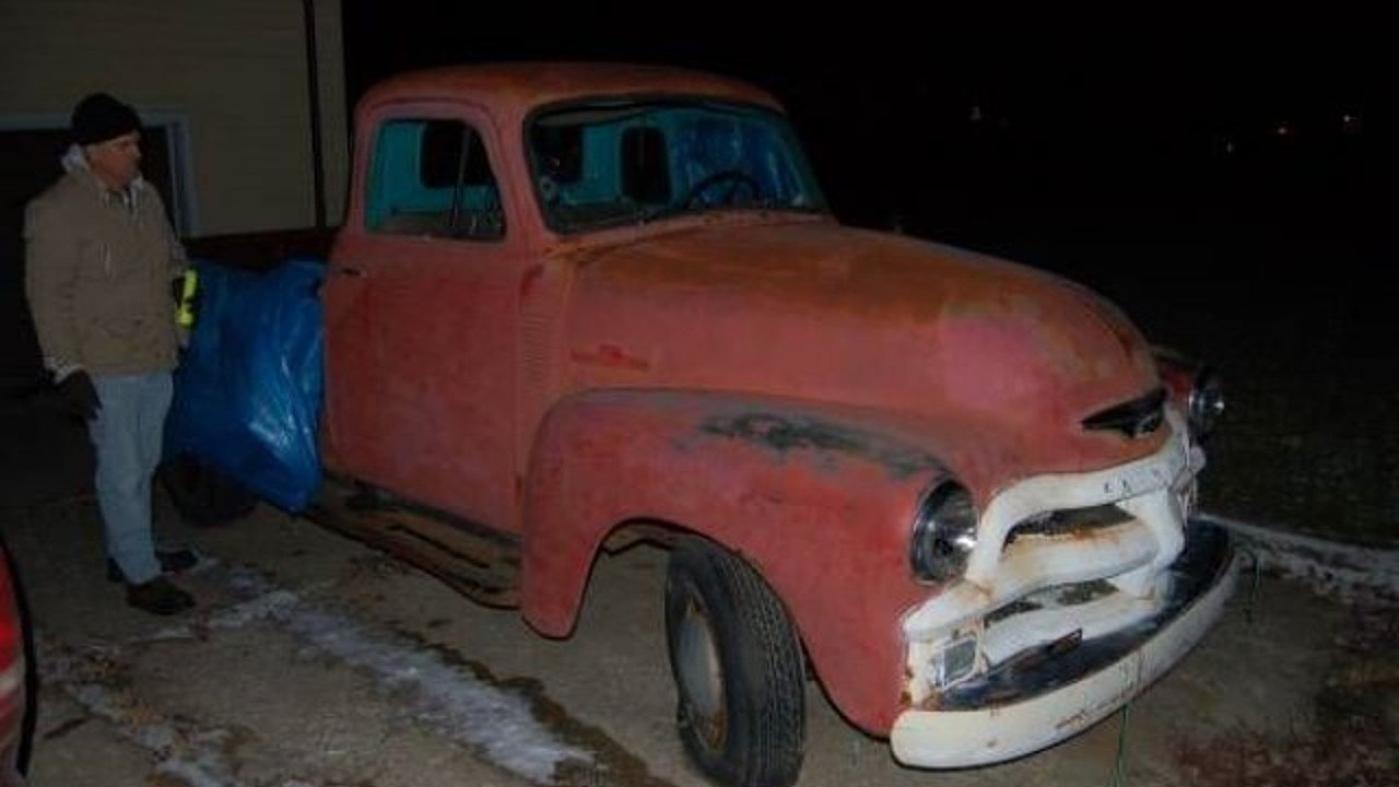 1954 Chevrolet 3100 for sale 100872329