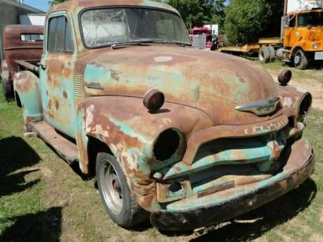 1954 chevy truck bed for sale