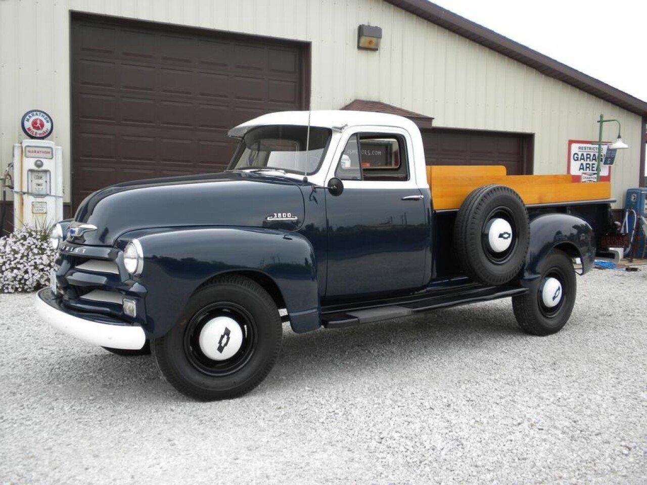 1954 Chevrolet 3800 For Sale Near Fairmount Indiana 46928