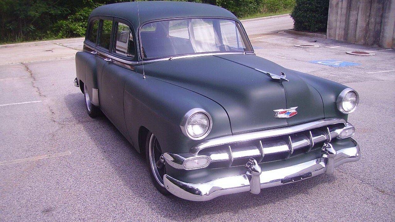 All Chevy 1954 chevrolet belair : 1954 Chevrolet Bel Air for sale near Bremen, Georgia 30110 ...