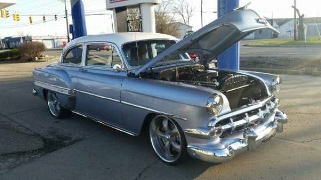 1954 Chevrolet Bel Air for sale 100853128