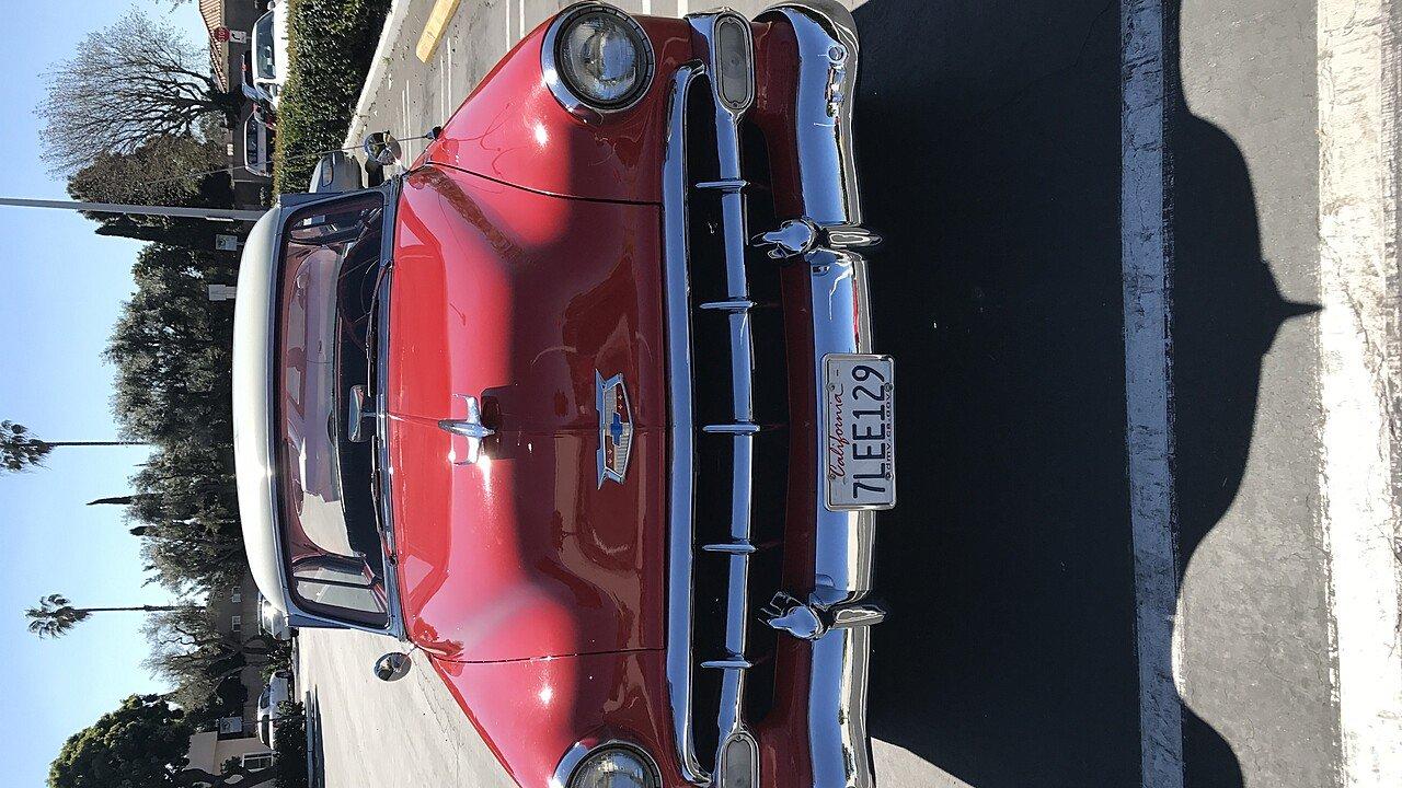 1954 Chevrolet Bel Air for sale near Redondo Beach, California ...