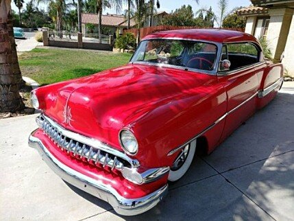 1954 Chevrolet Bel Air for sale 100837179