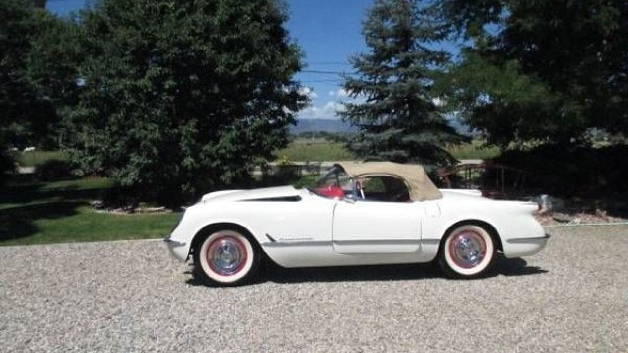 1954 Chevrolet Corvette for sale near Cadillac, Michigan 49601 ...