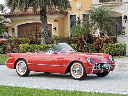 1954 Chevrolet Corvette for sale 100961299