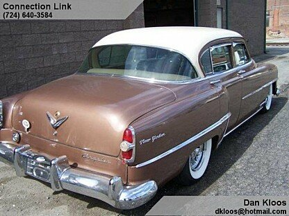 1954 Chrysler New Yorker for sale 100751955