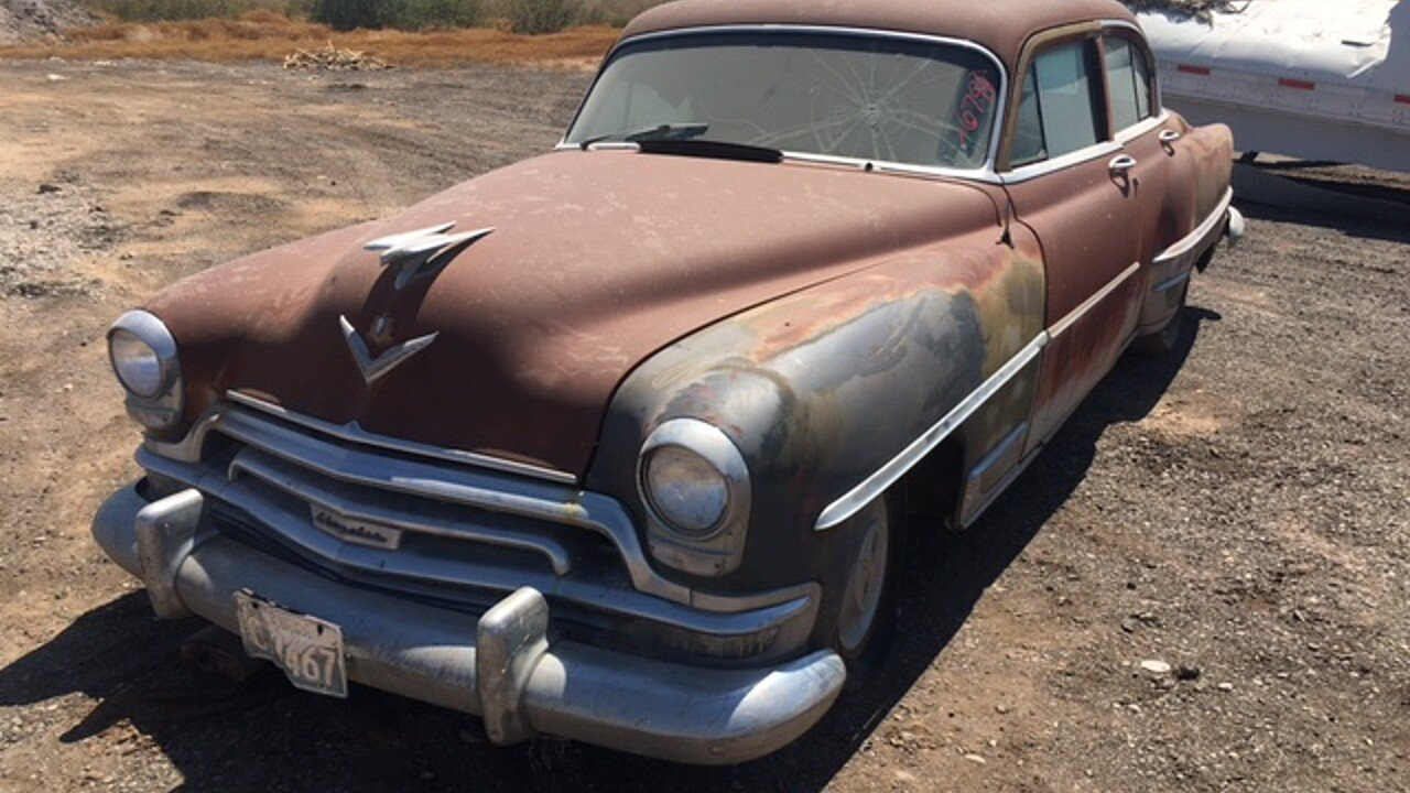 1954 Chrysler New Yorker for sale 100890870