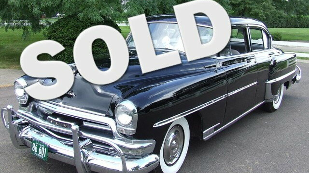 1954 Chrysler Windsor for sale 100805944