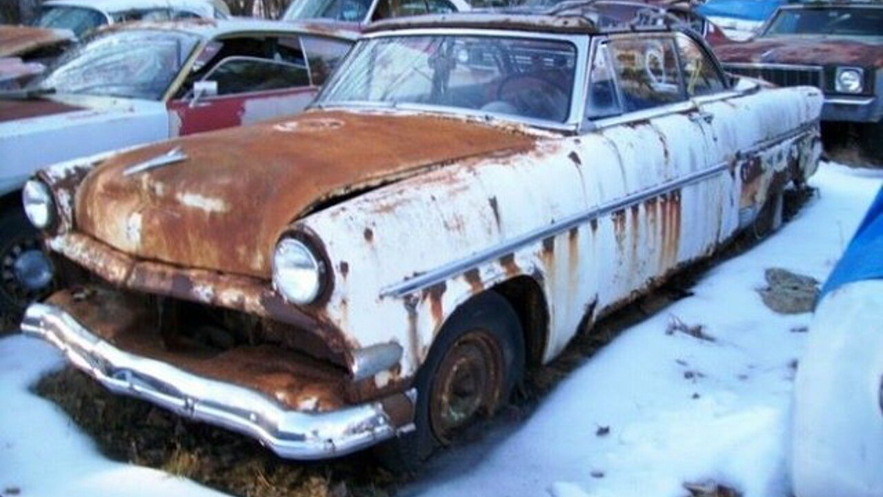 1954 Ford Crestline for sale 100900129