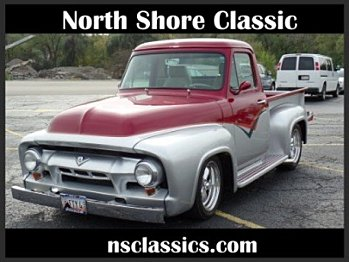 1954 Ford F100 for sale 100817214